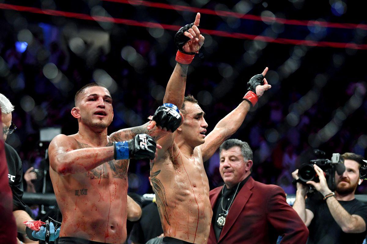 MMA: UFC 229-Ferguson vs Pettis