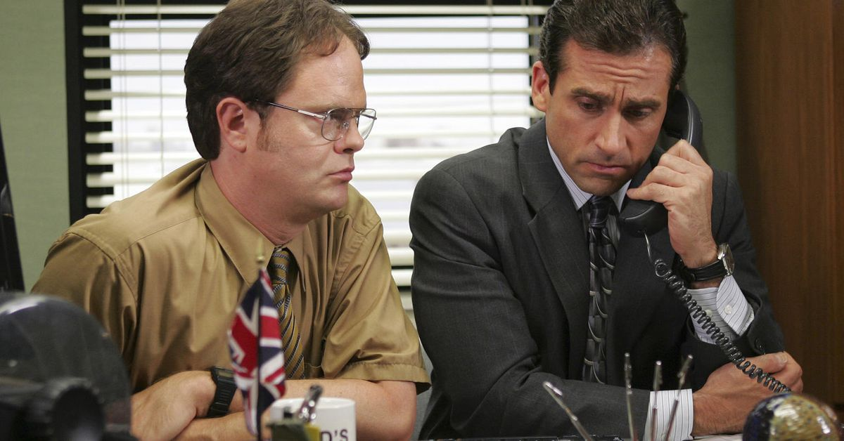 Hulu and Netflix gear up to lose The Office, Friends, and more popular shows - The Verge