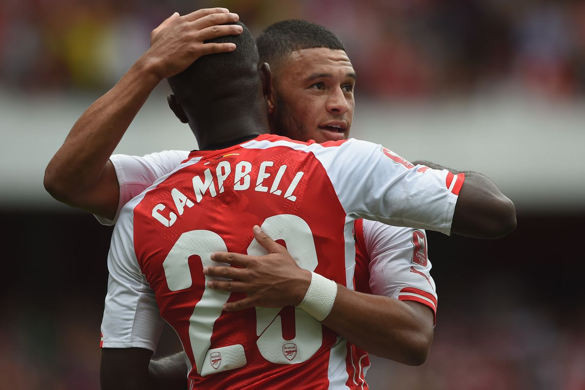 Will either Arsenal reserve impress as a starter this weekend? Will you pick either?