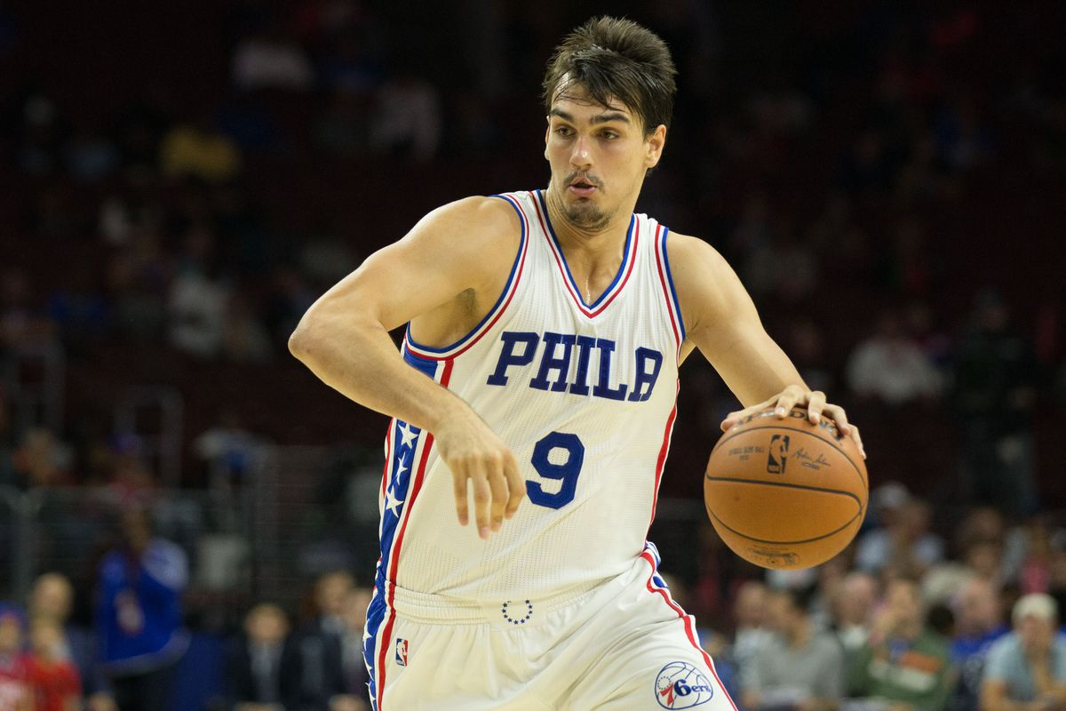 separation shoes 2c45d 05cc8 Dario Saric: A Rookie Campaign Years in the Making - Liberty ...