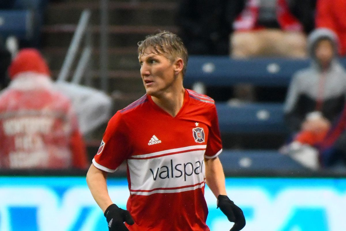 MLS: D.C. United at Chicago Fire