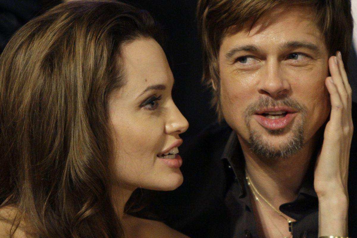 Angelina Jolie datant Zimbio