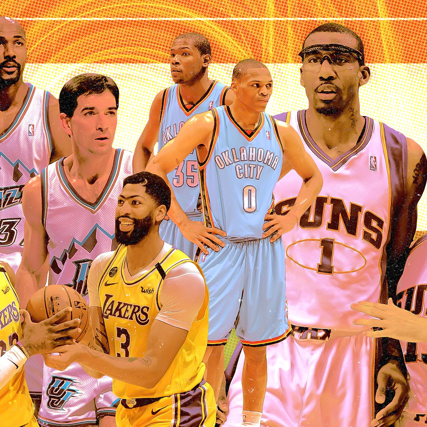 The NBA's Best Assist Combos of the 2000s - The Ringer