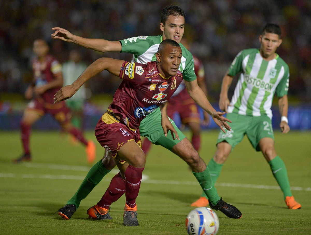 Deportes Tolima v Atletico Nacional - Liga Aguila I