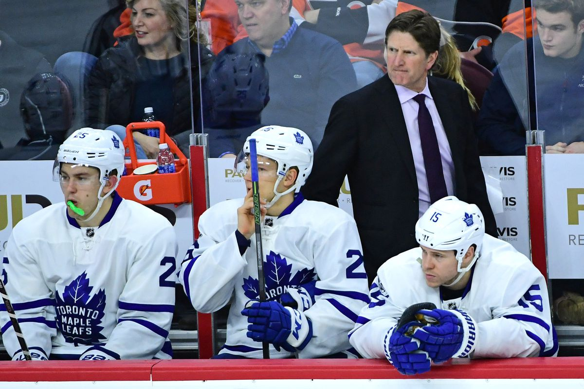Toronto maple leafs first term report card goalies coaches eric hartline usa today sports m4hsunfo