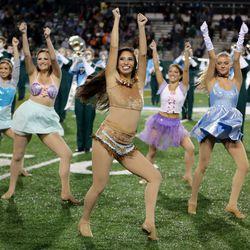 Tulane Dancers