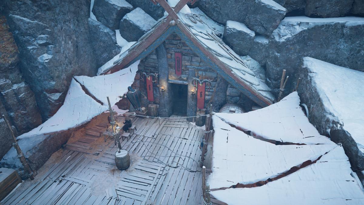 Jotunheim Mysteries locations map
