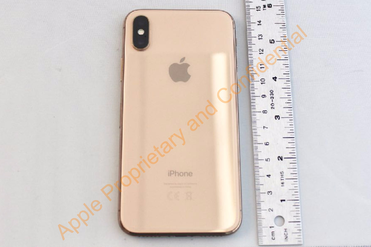 Apple S Unreleased Gold Iphone X Revealed By Fcc The Verge