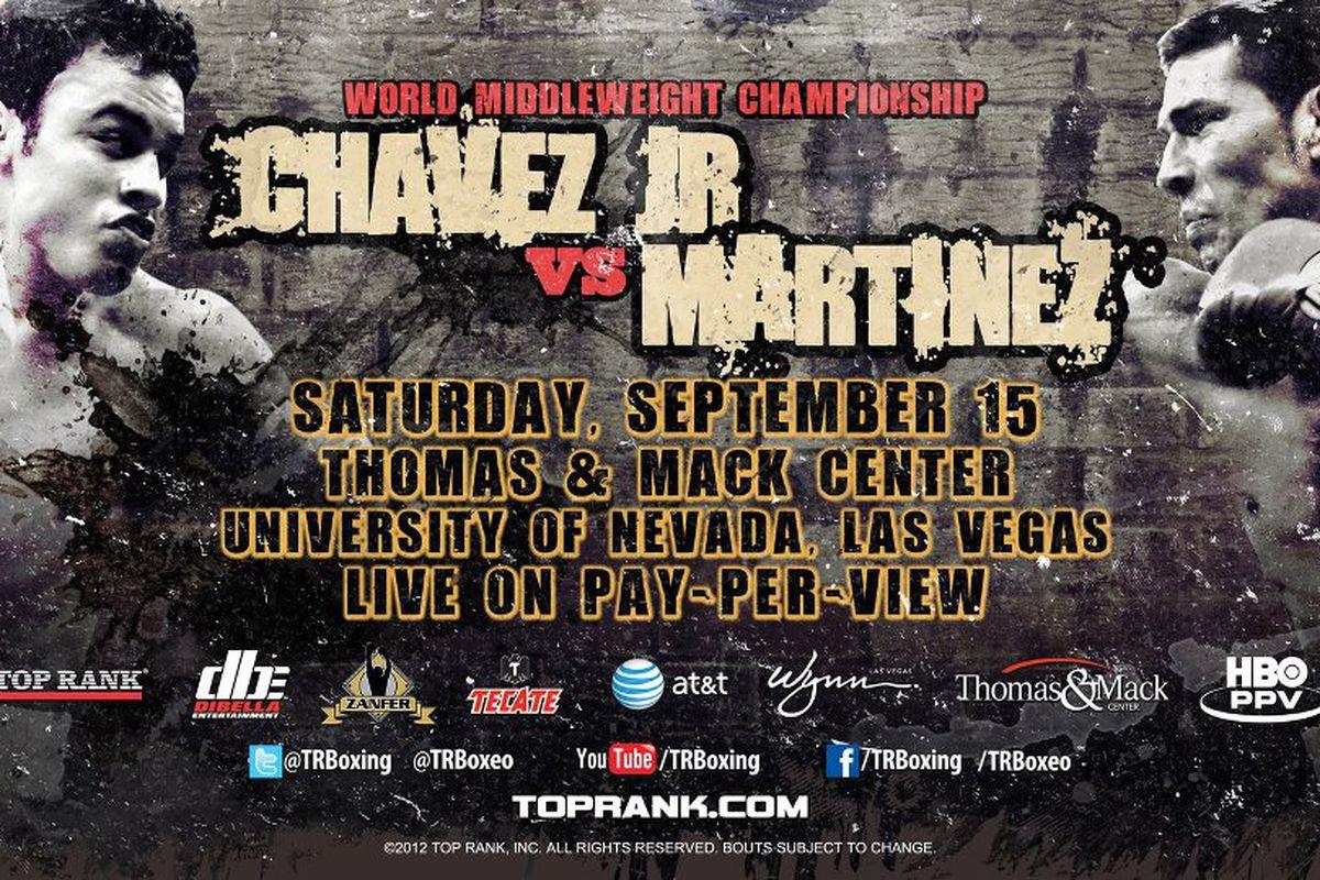 Martinez vs chavez jr betting odds professional football betting advice cs