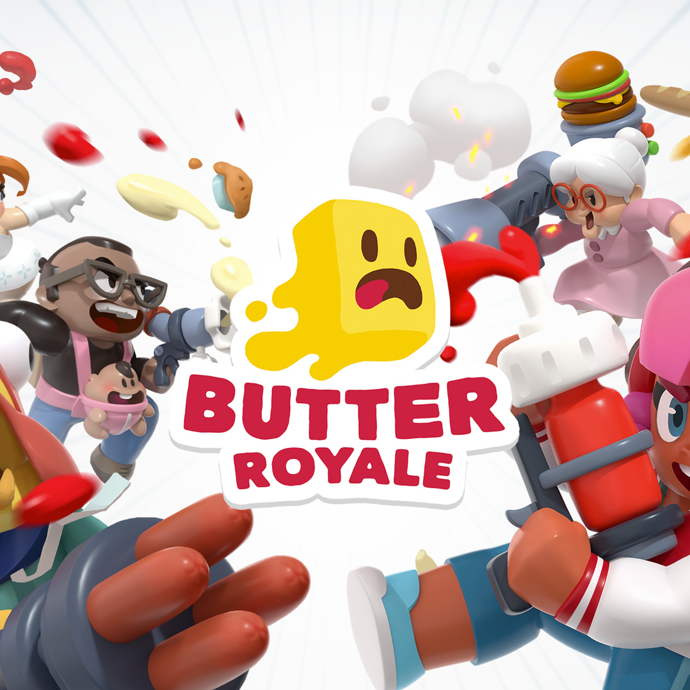 Apple Arcade S Latest Game Is A More Family Friendly Fortnite Called Butter Royale The Verge
