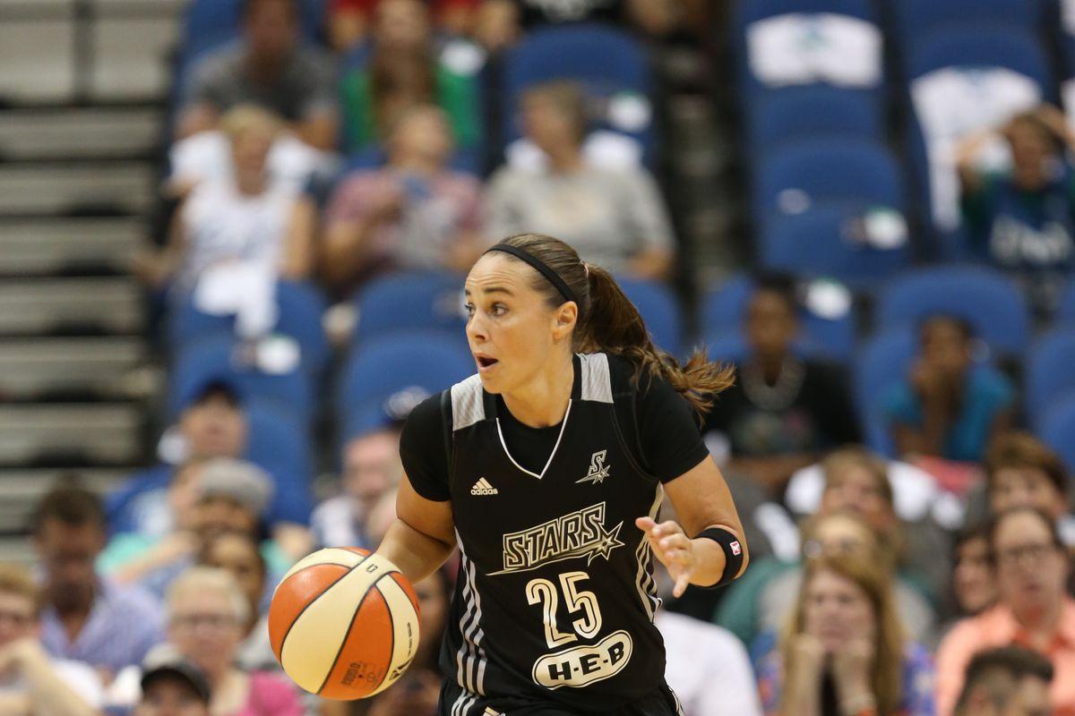 San Antonio Stars v Minnesota Lynx - WNBA Western Conference Semifinals Game 1