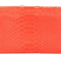 """<b>Hunting Season</b> Neon Flat clutch, <a href=""""http://www.intermixonline.com/product/shoes-and-handbags/handbags/hunting+season+neon+flat+clutch.do?sortby=ourPicks"""">$395</a>, coming soon to Intermix"""