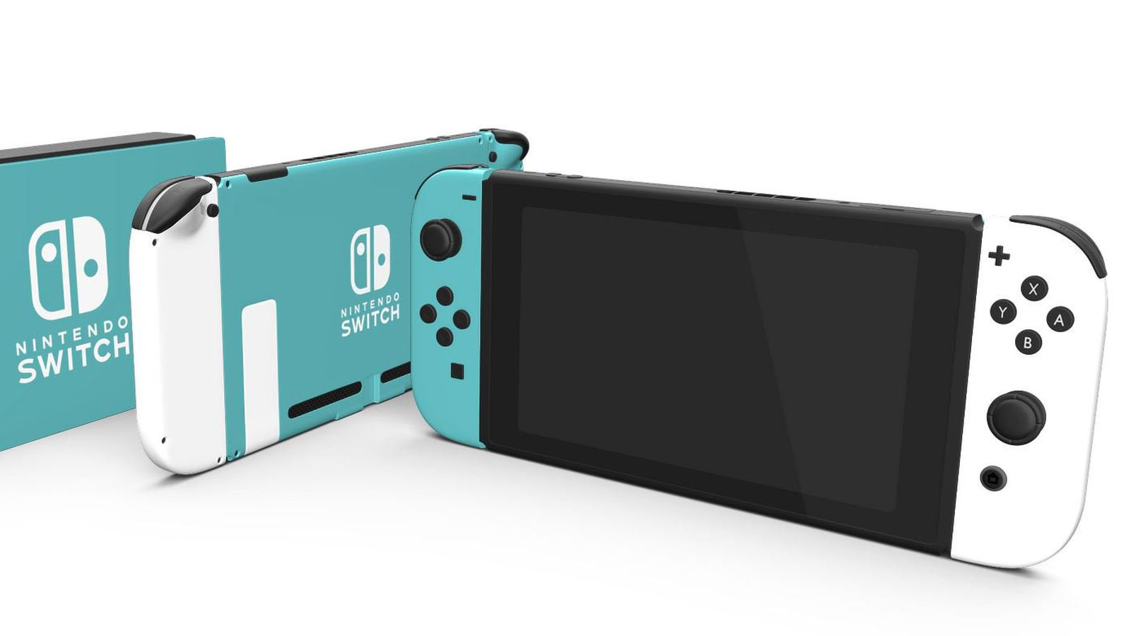 You Can Buy A Colorful Customized Nintendo Switch For