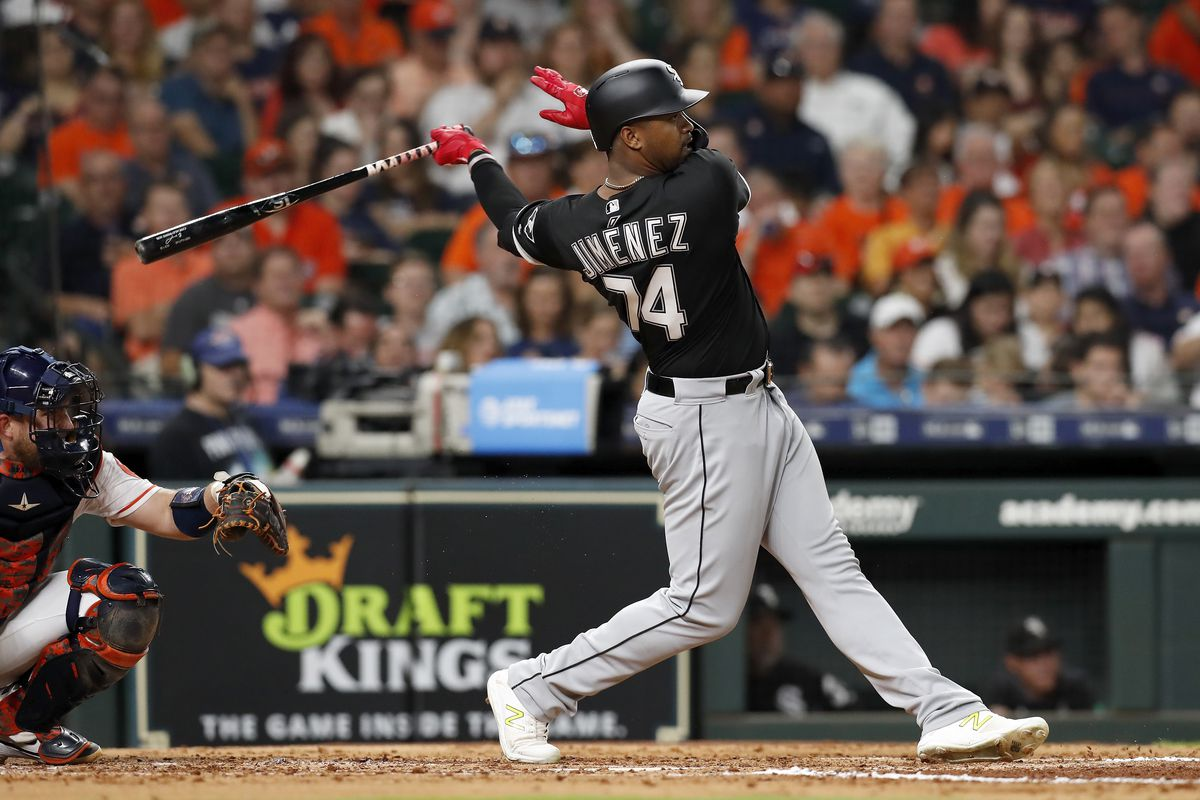 White Sox' Eloy Jimenez set to begin rehab assignment - Chicago Sun-Times