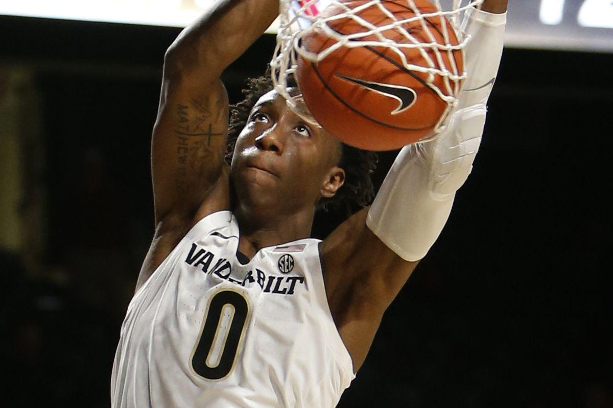 COLLEGE BASKETBALL: NOV 20 Austin Peay at Vanderbilt