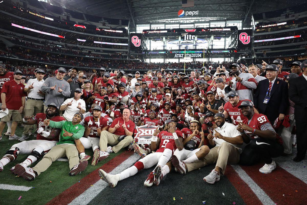 Big 12 Championship - Oklahoma v TCU