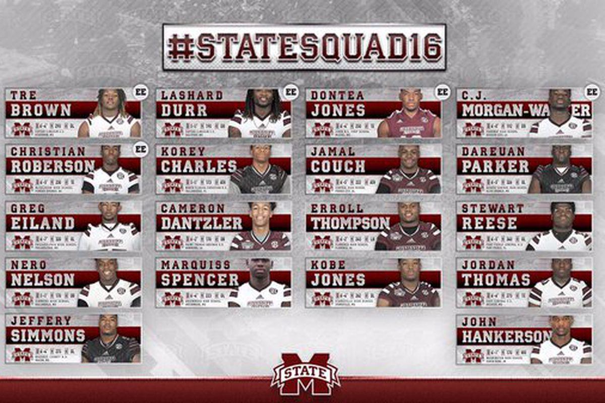 #STATESquad16
