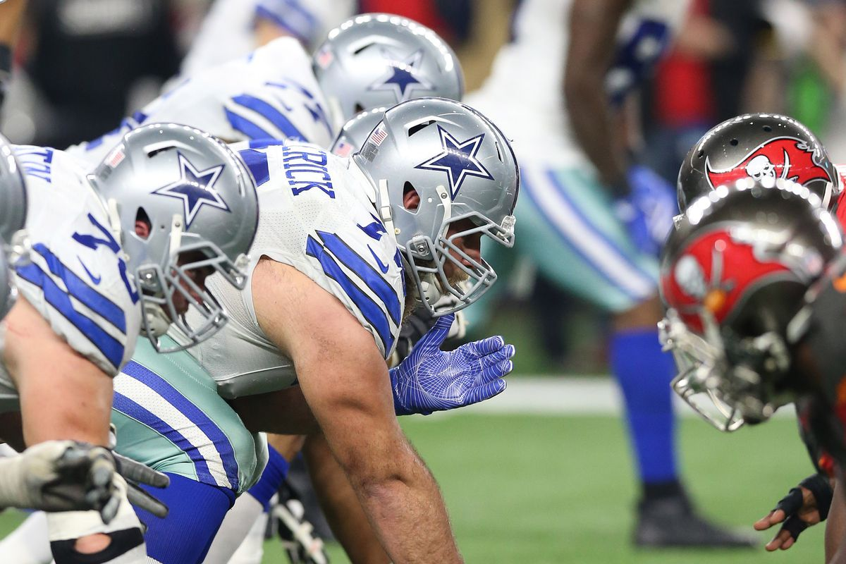 c5e6e7a86 Dallas Cowboys Drafted More Pro Bowlers Than Any Other NFL Team Over Last  10 Years