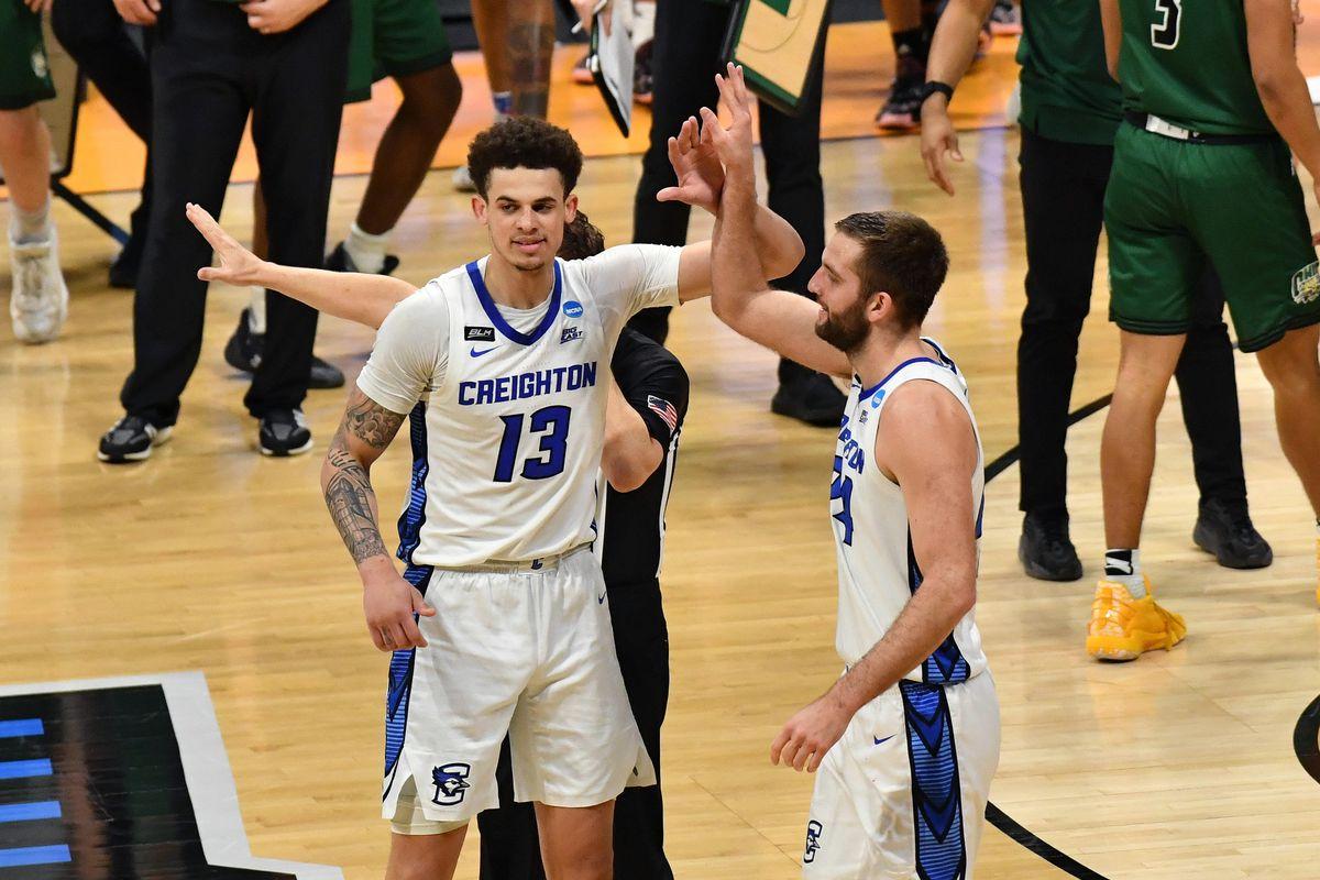 NCAA Basketball: NCAA Tournament-Ohio at Creighton