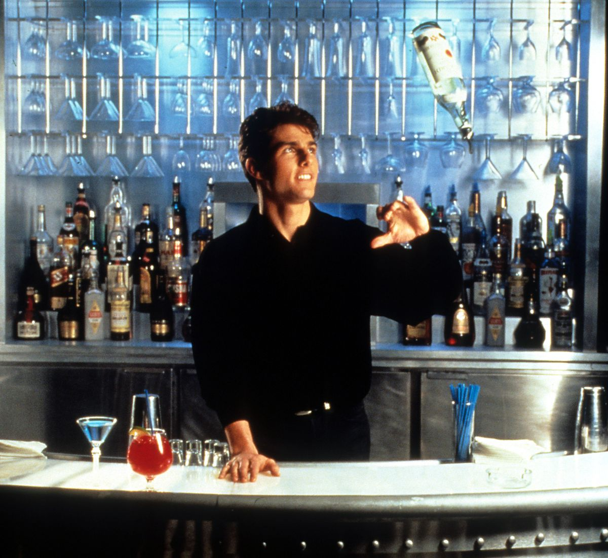 Tom Cruise in 'Cocktail'