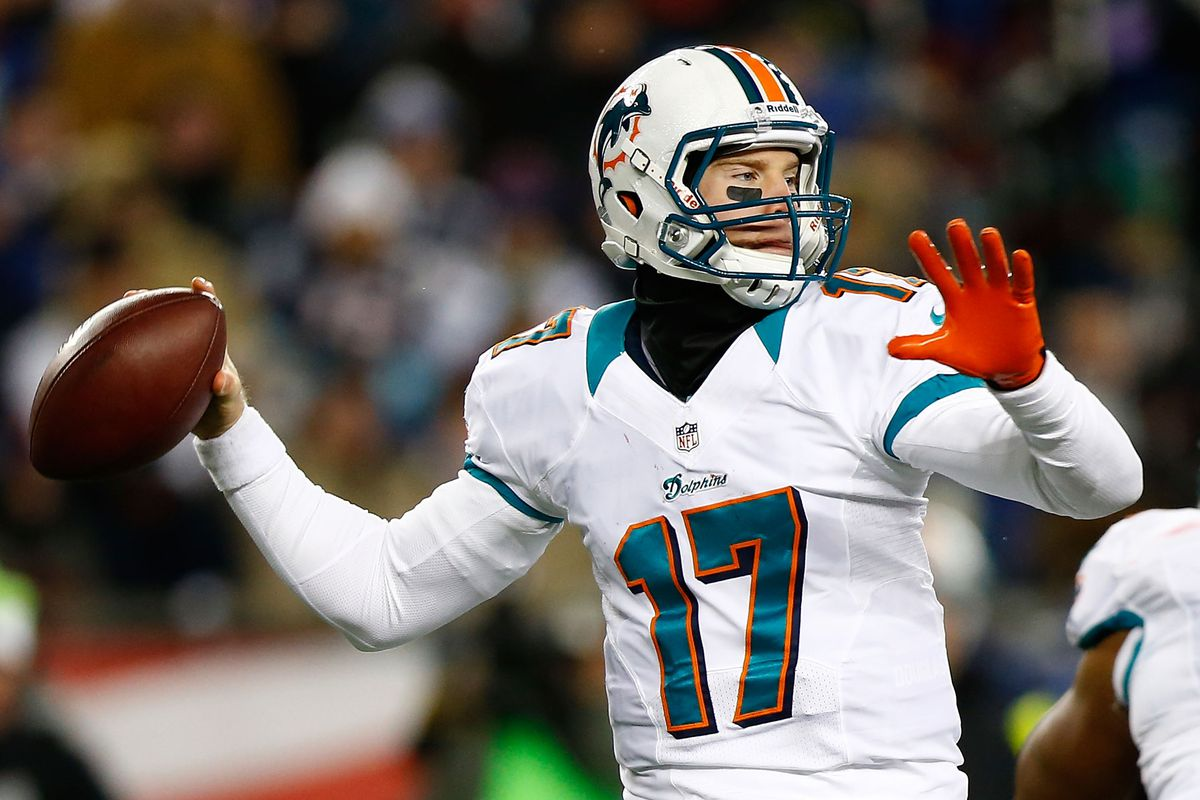 The Miami Dolphins are now Ryan Tannehill's team.  Who will he be leading this season? Find out!