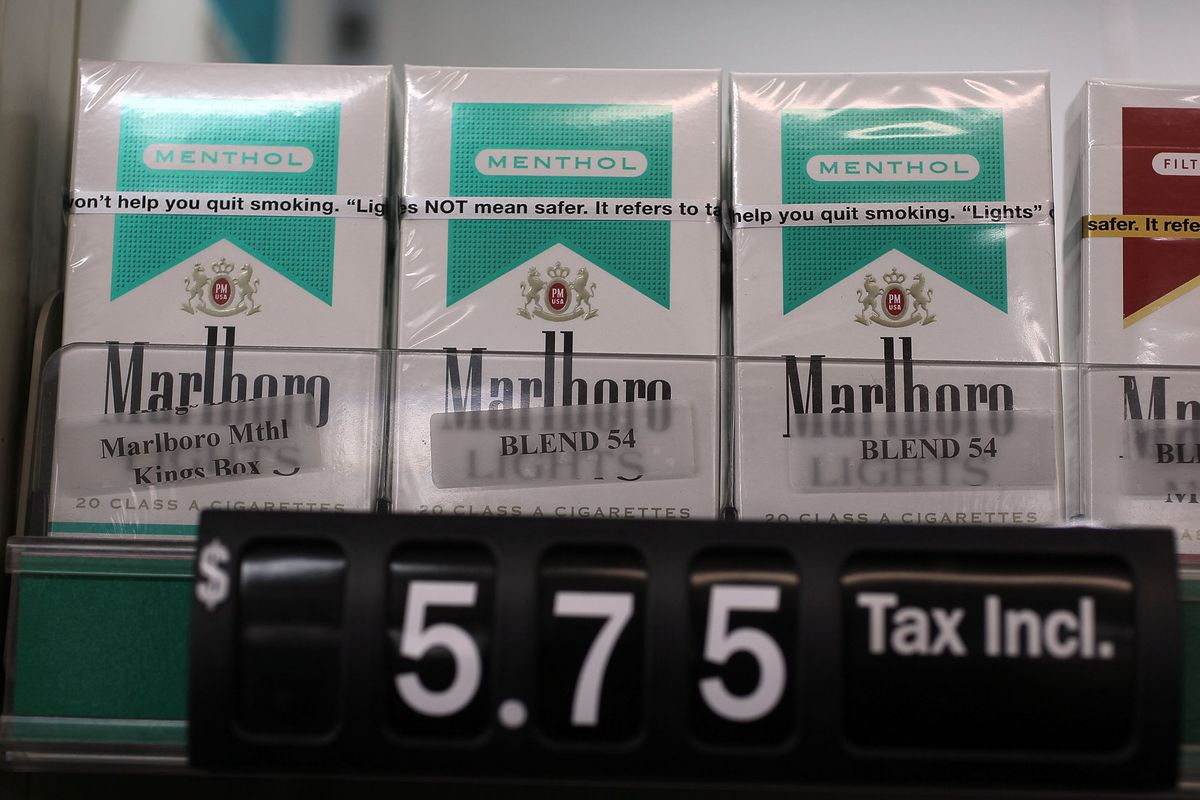 Menthol cigarettes and flavored cigars: the FDA is cracking