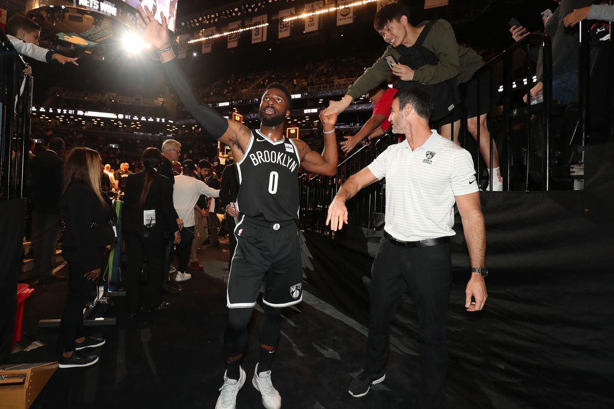Nets 11th in ESPN 'League Pass Rankings' ... just behind Kings