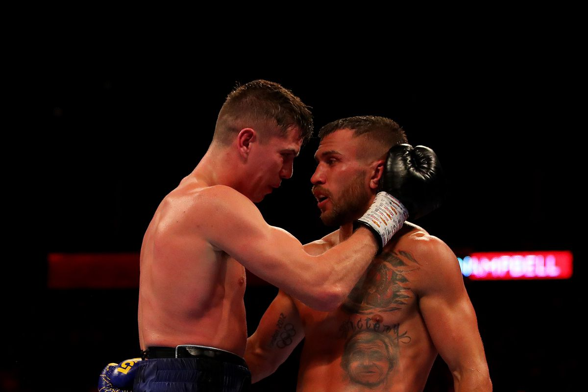 Luke Campbell vows to learn from defeat to Lomachenko - Bad Left Hook