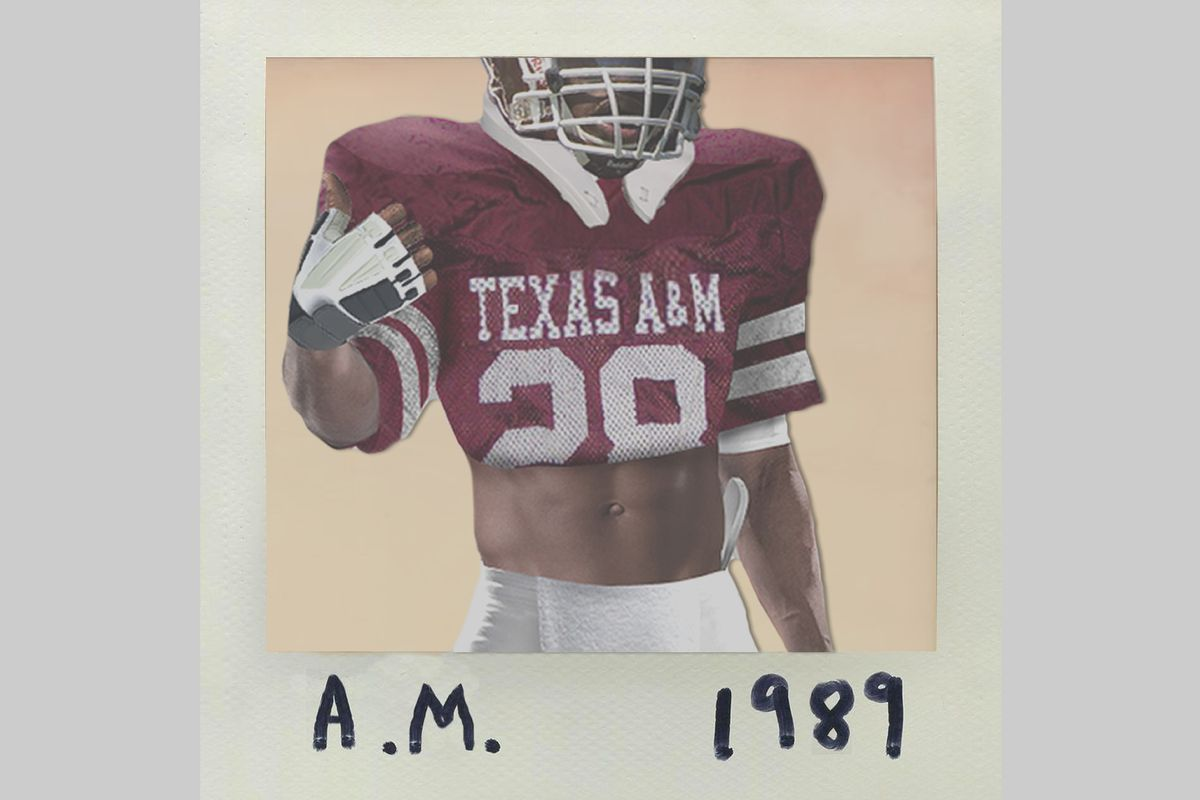 21a064329 Texas A M opts for 1989 throwback uniform - Good Bull Hunting