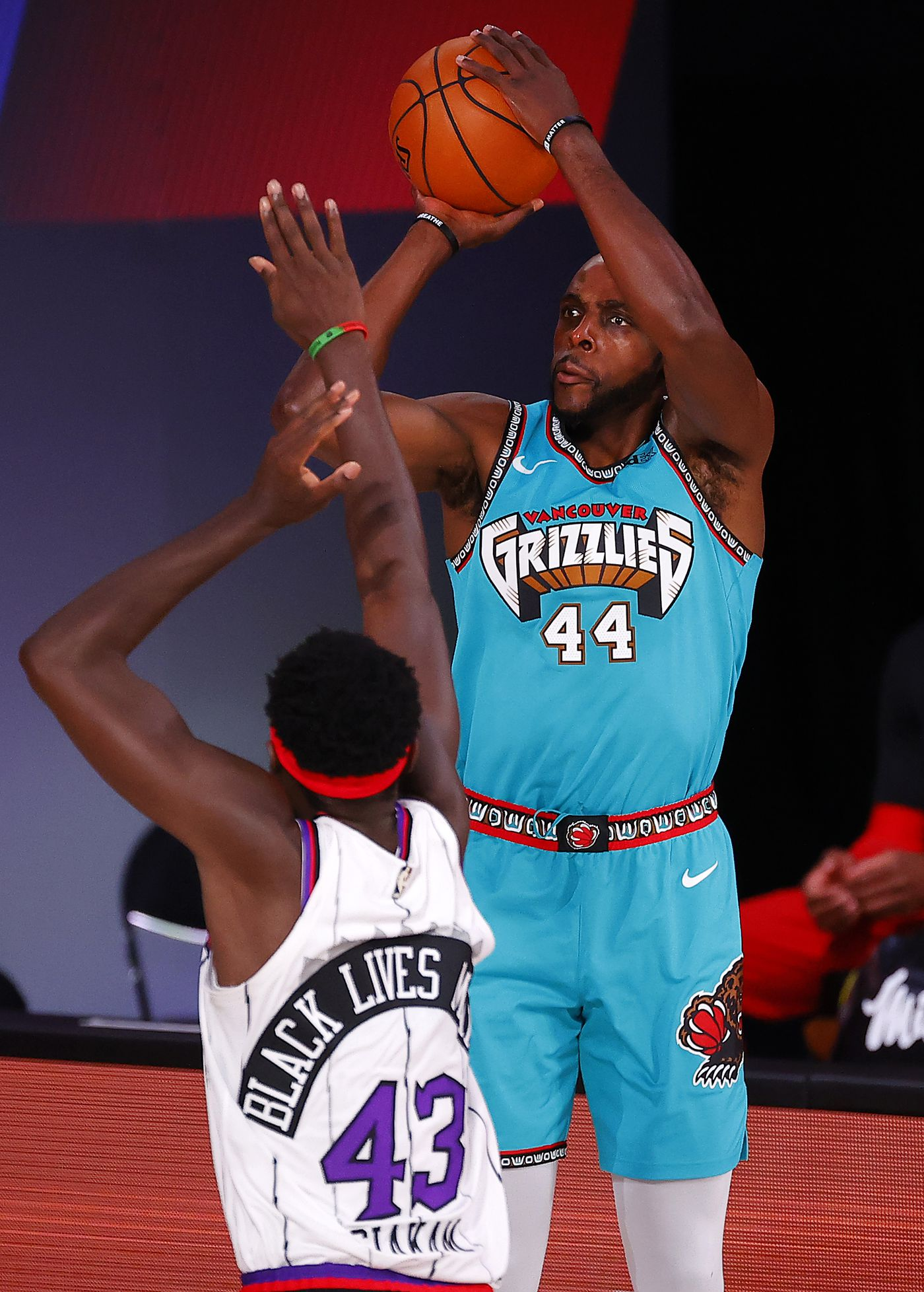 Saluting The Veteran Anthony Tolliver Grizzly Bear Blues