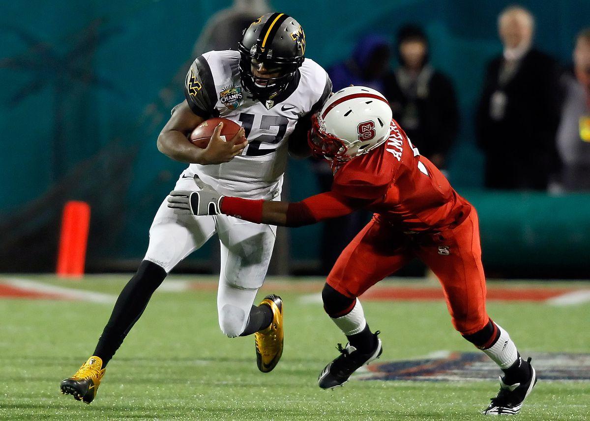 Champs Sports Bowl - West Virginia v North Carolina State