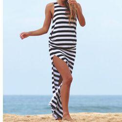 "<b>Mikoh</b> Mavericks Dress in Swell Lines, <a href=""http://www.atriumnyc.com/"">$195</a> at Atrium"