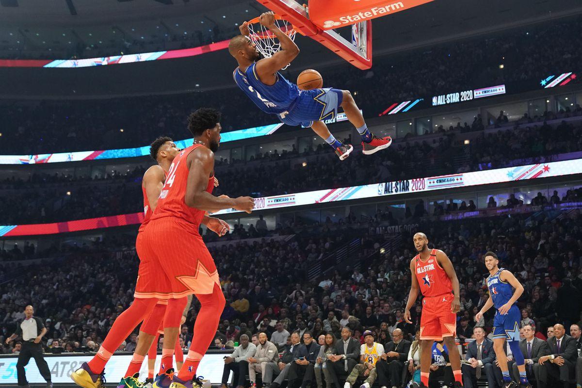 NBA: All Star Game-Team Lebron at Team Giannis