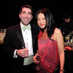 Jed Hartman and Vivienne Tam