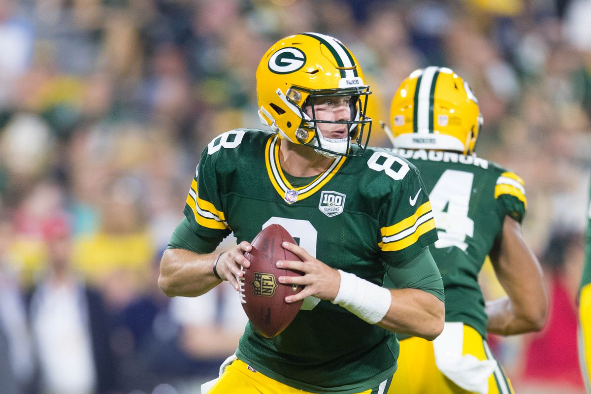 new product 6af6f cc4eb Packers 'plan' to keep Tim Boyle on 53-man roster after ...