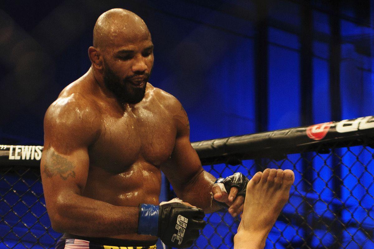 UFC Fight Night 35 Factgrinder  The Wrestling Career of Yoel Romero ... cfac00bcc