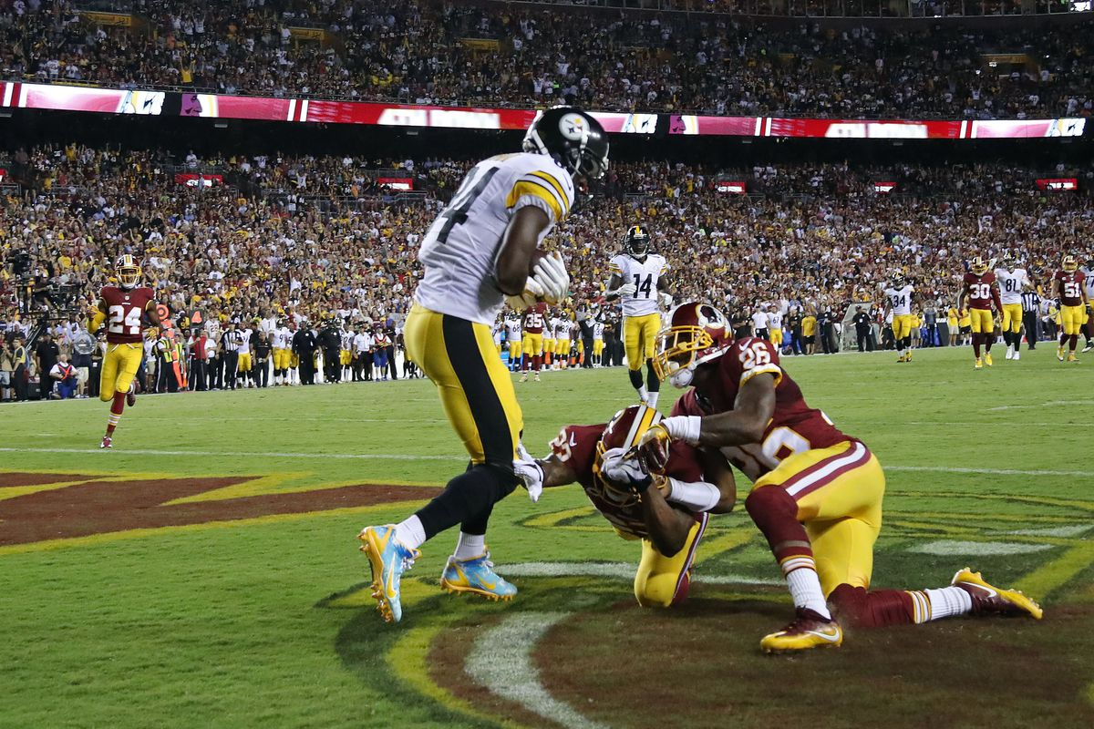 Nfl Trade Rumors Redskins Out On Antonio Brown Deal With