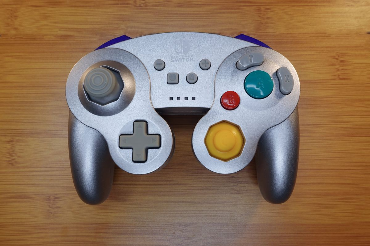 Il controller PowerA Wireless GameCube