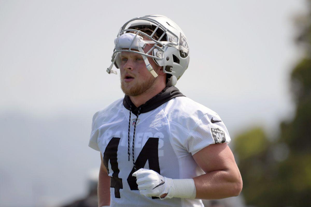 NFL: Oakland Raiders-OTA