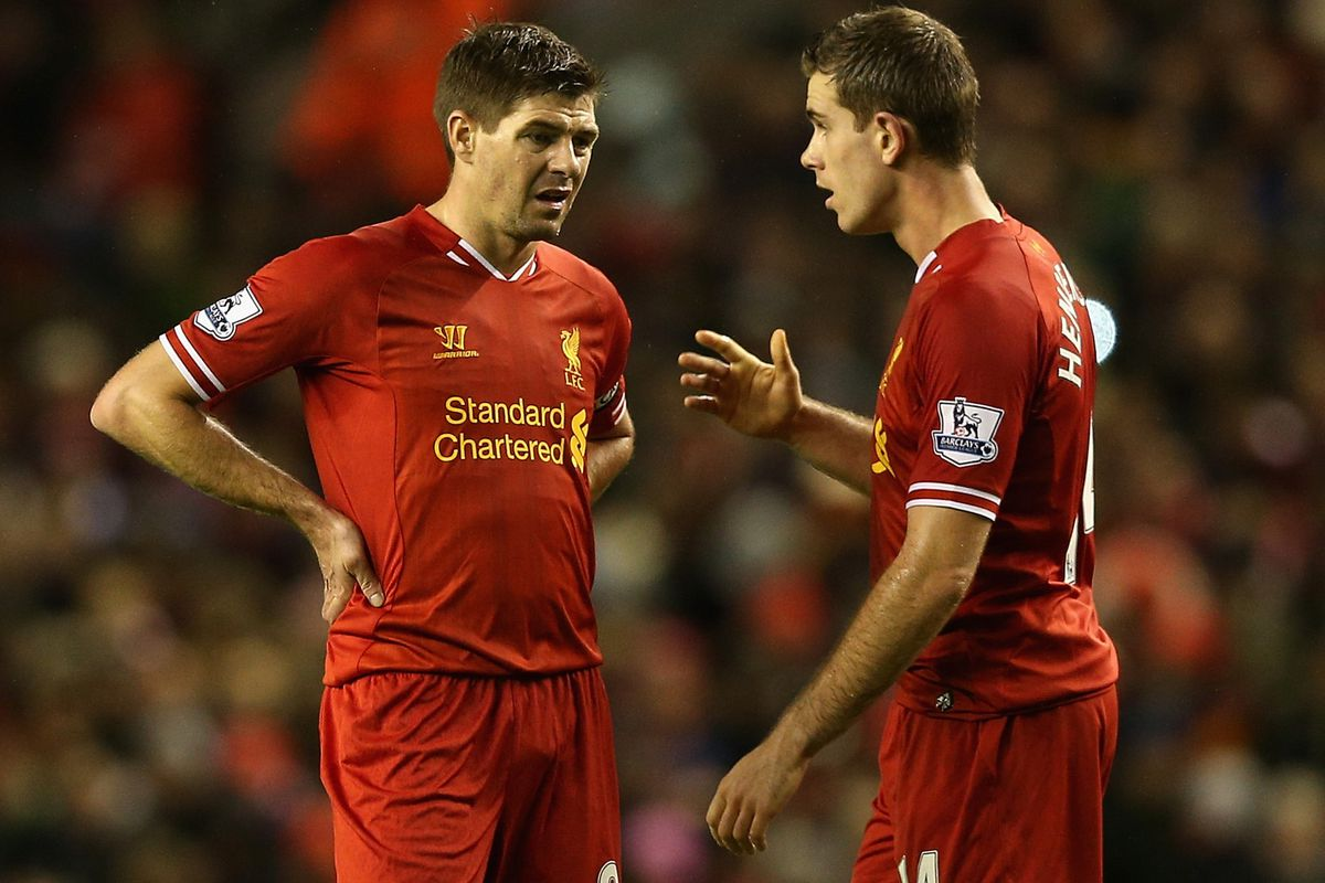 Stevie was unconvinced that Hendo was right about using more hair product...