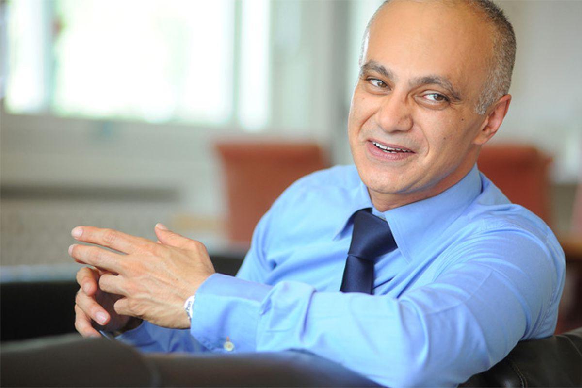 Hossein Moiin Nokia Siemens Networks CTO