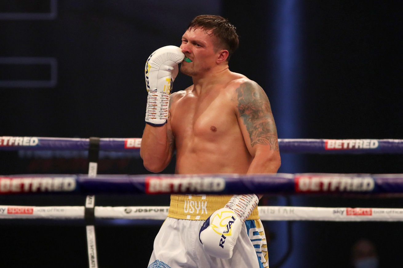 ElsiV7nW0AAHqw .0 - What's next for Usyk? Anthony Joshua or bust