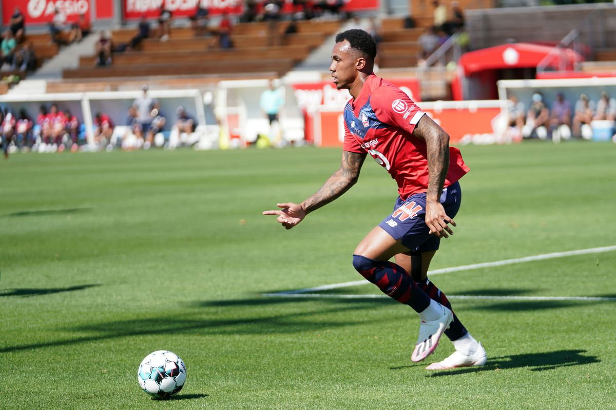 Lille OSC vs Anderlecht - Friendly Match