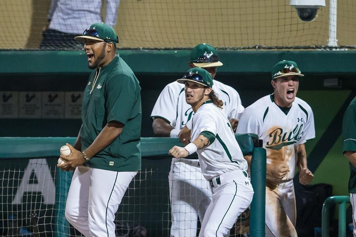 USF Baseball Completes Sweep Of Central Michigan With 10-6 ...