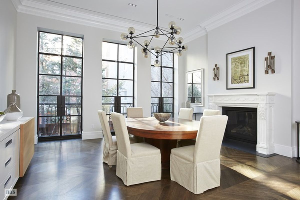 Upper west side townhouse one block from central park for Upper west side townhouse for sale