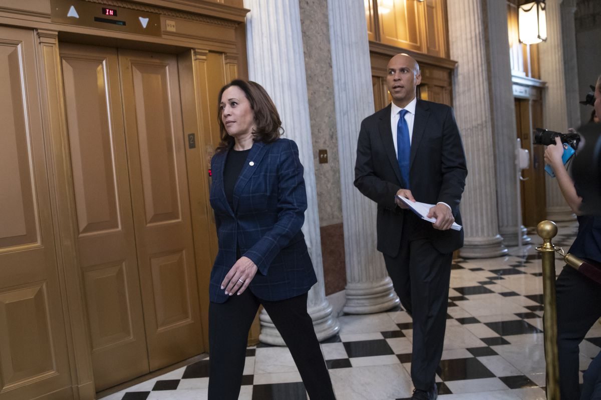 2020 Election Beto O Rourke Kamala Harris And Cory Booker Are Still Unknown By Most Americans Vox
