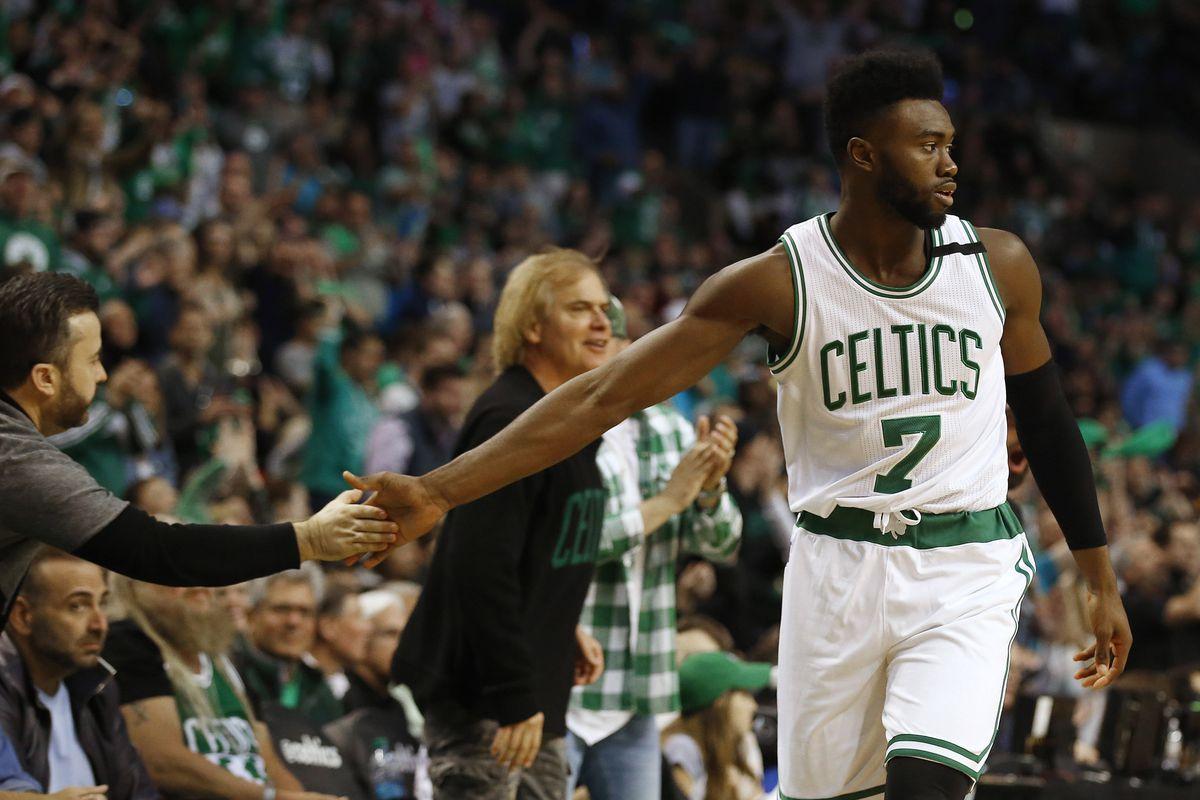 Jaylen Brown: Put me in, Coach - CelticsBlog