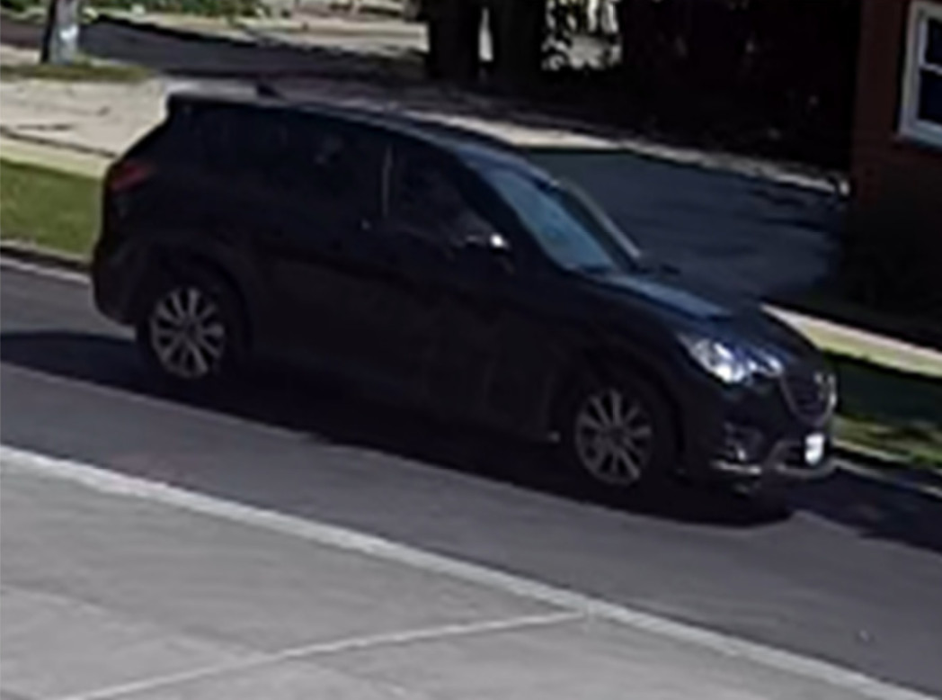Authorities are looking for a vehicle from which someone fatally shot a man July 2, 2020, in the 800 block of East 87th Place.