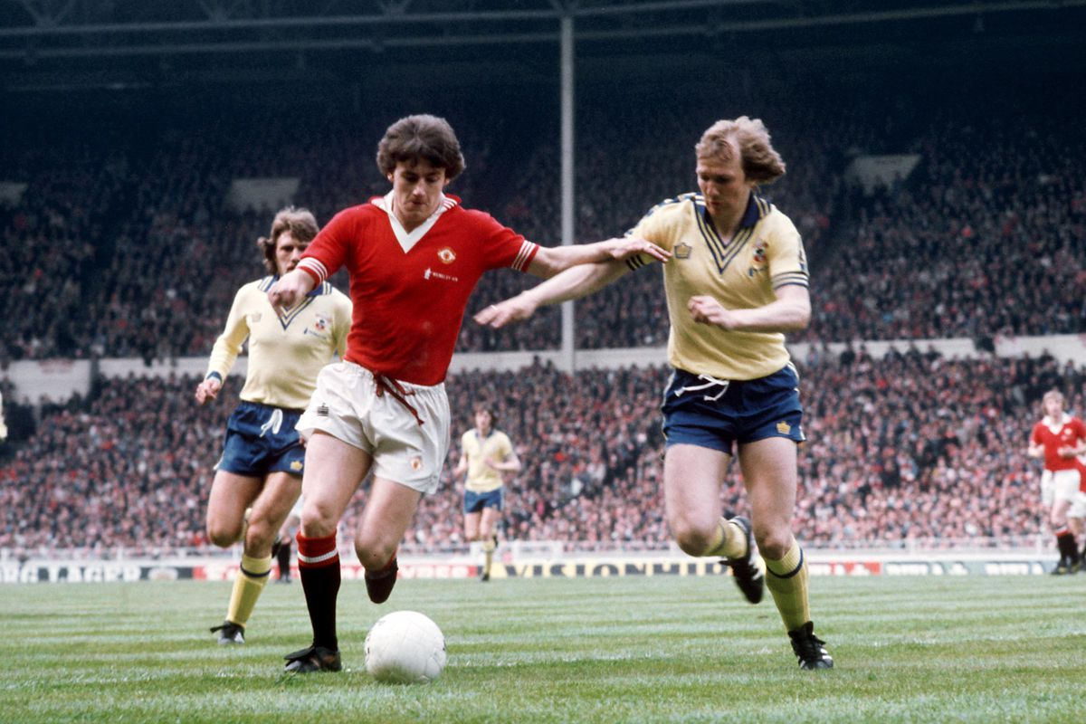 Soccer - FA Cup Final - Manchester United v Southampton