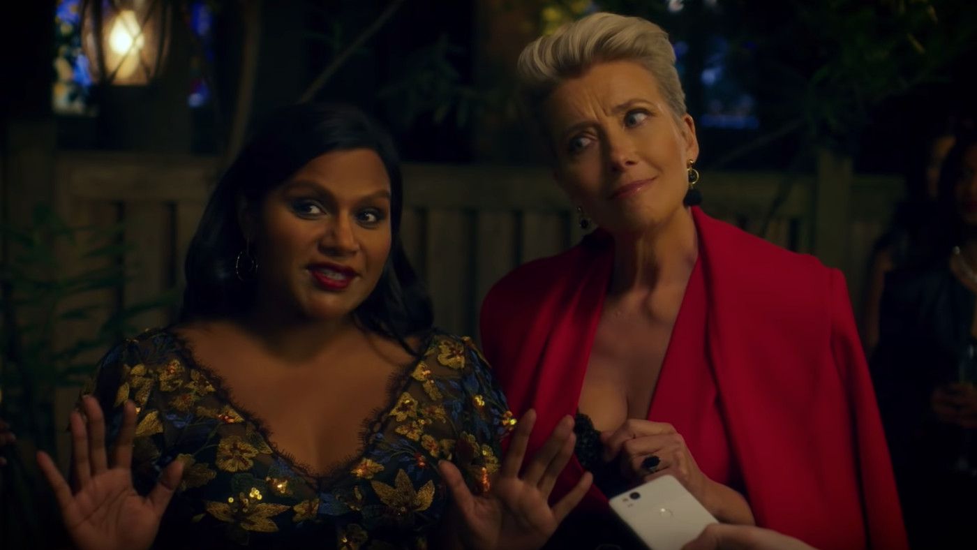 The First Trailer for Mindy Kaling and Emma Thompson's New Comedy is Here and it Looks AMAZING